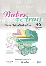 Poster for Babes in Arms Melbourne
