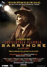 Poster for Christopher Plummer in BARRYMORE