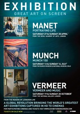 Poster for EXHIBITION: Great Art On Screen 2013