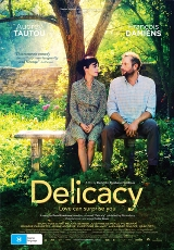 Poster for Indulge Mum This Mother's Day With a Special Screening of DELICACY (M)