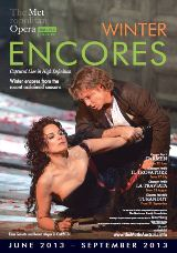 Poster for Met Opera: Winter Encores 2013