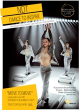 Poster for Nederlands Dance Theatre 2012/2013 season