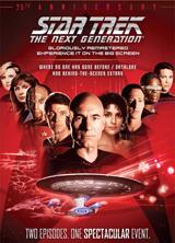 Poster for Star Trek: The Next Generation 25th Anniversary