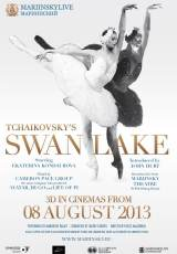 Poster for Swan Lake - Marinsky Ballet in 3D