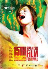 Poster for 15th Spanish Film Festival 2012