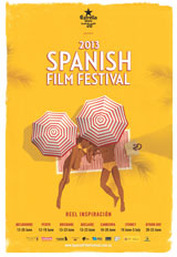 Poster for 16th Spanish Film Festival