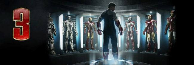 IRON MAN 3 [M] - Now Showing in 2D & 3D at Barracks