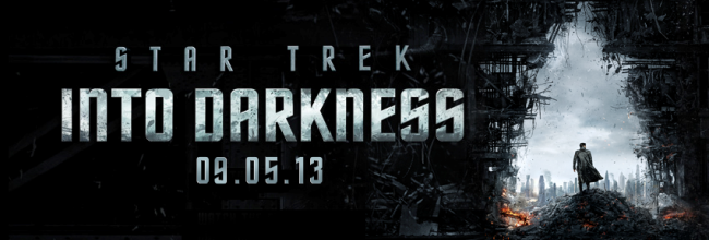 See J.J Abrams Sci-Fi epic now in 2D or 3D, Star Trek: Into Darkness [M] - Now Showing at Barracks