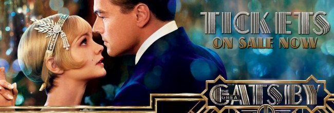 THE GREAT GATSBY Movie Club Advance Preview - Tickets Now on Sale!