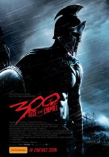 Poster for 300: Rise Of An Empire (CTC)