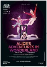 Poster for POB: Alice's Adventures In Wonderland (CTC)