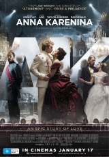 Poster for Anna Karenina (M)