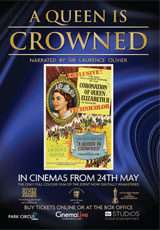 Poster for A Queen Is Crowned (CTC)