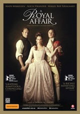 Poster for A Royal Affair (M)