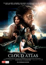 Poster for Cloud Atlas (MA15+)
