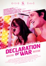 Poster for Declaration of War (M)