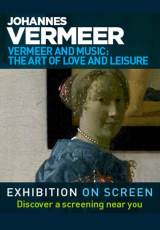 Poster for EXHIBITION: Vermeer and Music - The Art of Love and Leisure (CTC)