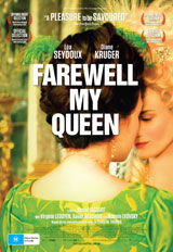 Poster for Farewell, My Queen (M)