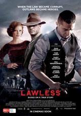 Poster for Lawless (MA15+)