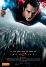 Poster for Man of Steel (CTC)