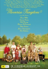 Poster for Moonrise Kingdom (PG)