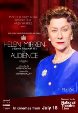 Poster for National Theatre Live: The Audience (CTC)