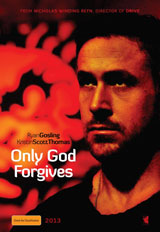 Poster for Only God Forgives (CTC)