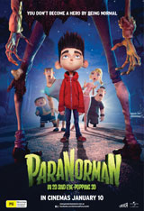 Poster for ParaNorman (PG)