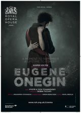 Poster for POB: Eugene Onegin (CTC)