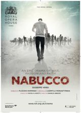 Poster for Nabucco