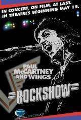 Poster for Rockshow: Wings Over America (G)
