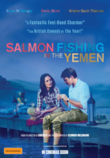 Poster for Salmon Fishing In The Yemen (M)