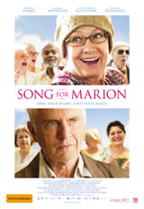 Poster for Song For Marion (PG)