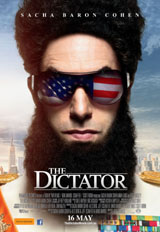 Poster for The Dictator (MA15+)