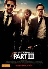 Poster for The Hangover Part III (MA15+)