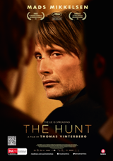 Poster for The Hunt (MA15+)