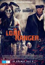 Poster for The Lone Ranger (CTC)