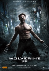 Poster for The Wolverine (CTC)