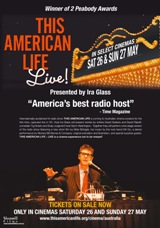 Poster for This American Life - Live! (CTC)