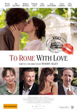 Poster for To Rome With Love (M)