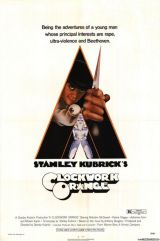 Poster for Vintage Electric: A Clockwork Orange (1971) (R18+)