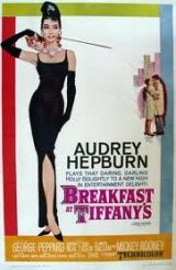 Poster for Vintage Electric: Breakfast At Tiffany's (1961) (PG)