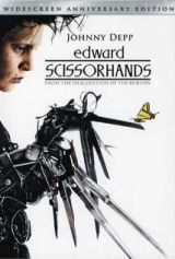 Poster for Vintage Electric: Edward Scissorhands (1990) (PG)