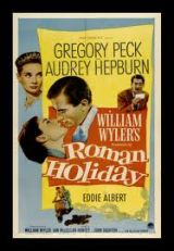 Poster for Vintage Electric: Roman Holiday (1953) (PG)