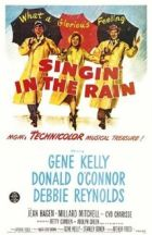 Poster for Vintage Electric: Singin' in the Rain (1952) (G)
