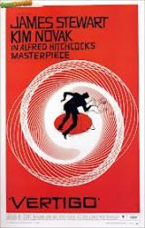 Poster for Vintage Electric: Vertigo (1958) (PG)