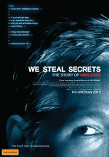 Poster for We Steal Secrets: The Story Of WikiLeaks (CTC)