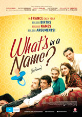 Poster for What's in a Name? (M)