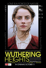 Poster for Wuthering Heights (MA15+)